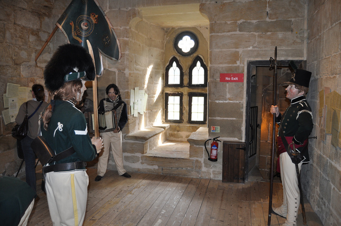 Замок Гарри Поттера - Замок Алник - Alnwick Castle 45018