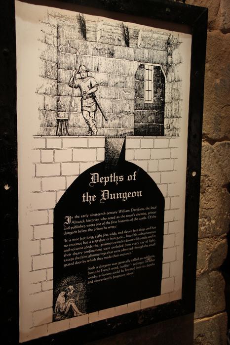 Замок Гарри Поттера - Замок Алник - Alnwick Castle 19412