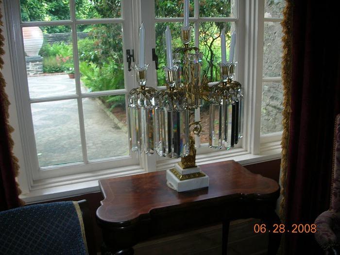 Замок Грей Тауэрс в Гленсайде 33627