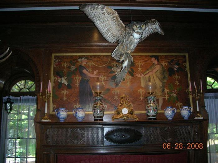 Замок Грей Тауэрс в Гленсайде 91511