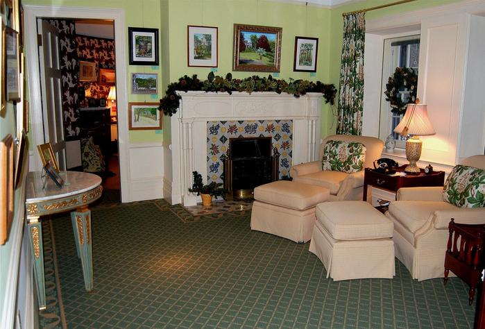 Замок Грей Тауэрс в Гленсайде 57096