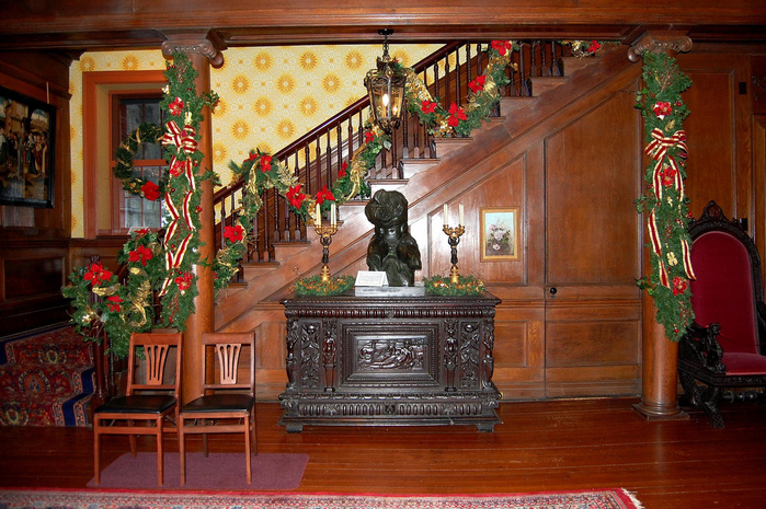 Замок Грей Тауэрс в Гленсайде 50435