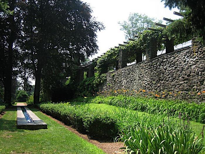 Замок Грей Тауэрс в Гленсайде 55216