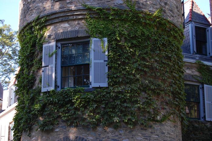 Замок Грей Тауэрс в Гленсайде 44413