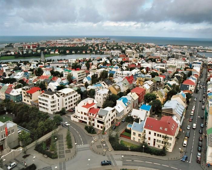 Таинственный остров Исландия