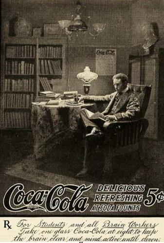 Большая история большой компании Coca-Cola