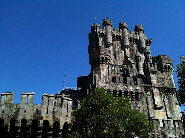Замок Бутрон (Castillo de Butron). Испания 40144
