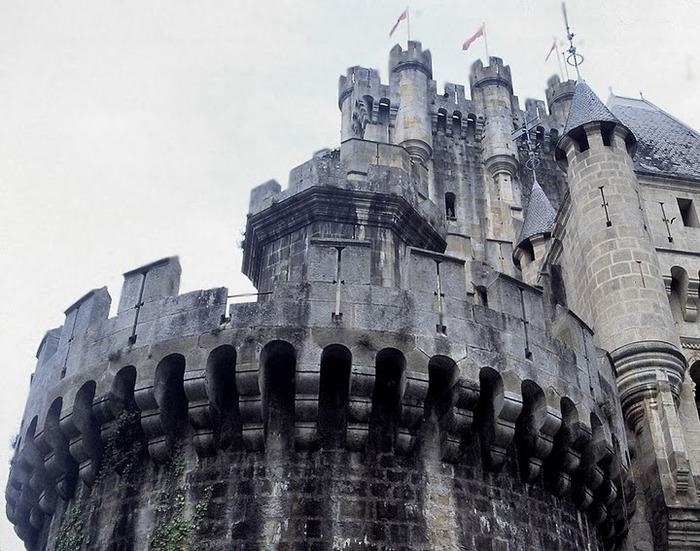 Замок Бутрон (Castillo de Butron). Испания 61832