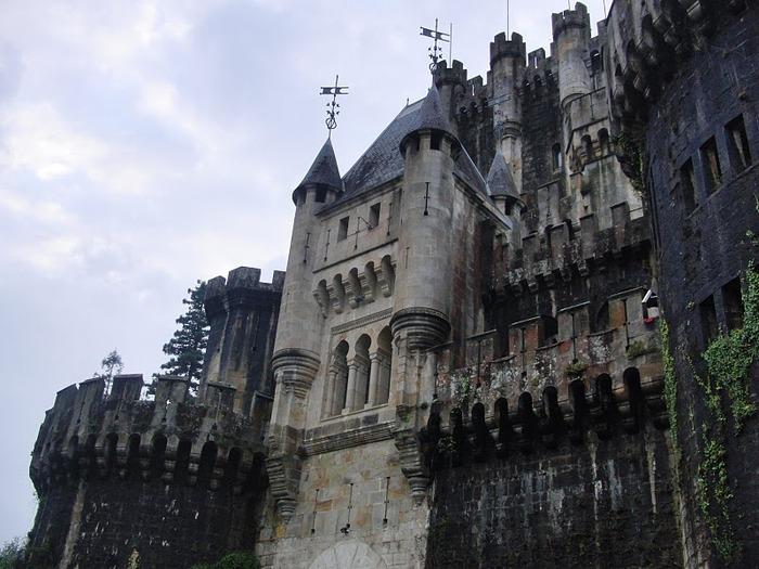 Замок Бутрон (Castillo de Butron). Испания 66381
