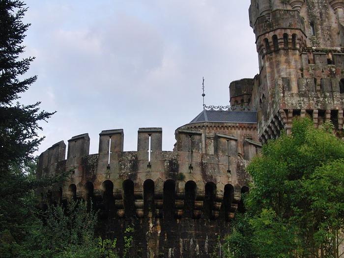 Замок Бутрон (Castillo de Butron). Испания 97741
