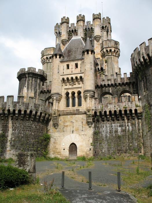 Замок Бутрон (Castillo de Butron). Испания 29362
