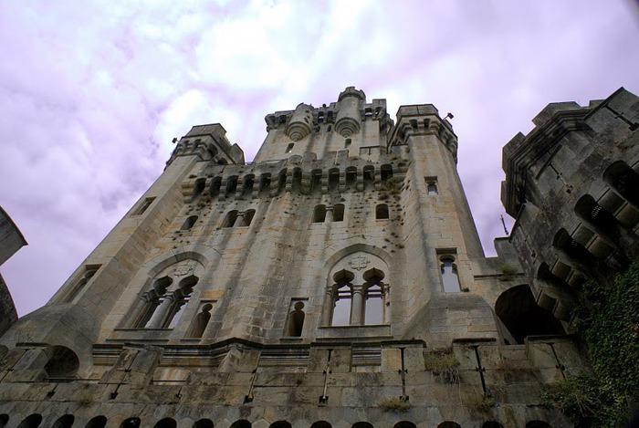 Замок Бутрон (Castillo de Butron). Испания 25077