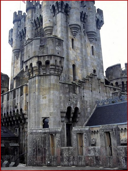 Замок Бутрон (Castillo de Butron). Испания 47430