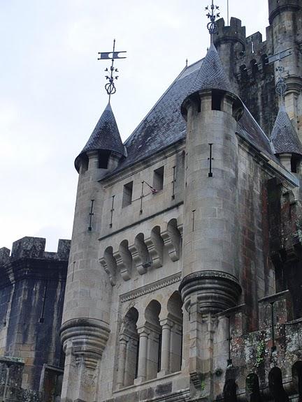 Замок Бутрон (Castillo de Butron). Испания 93759
