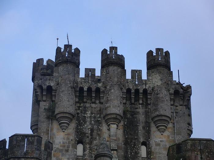 Замок Бутрон (Castillo de Butron). Испания 30797