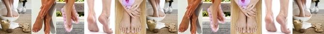 Эффективные ванночки для стоп