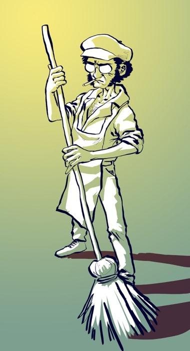 Иллюстратор Paul Davey 16