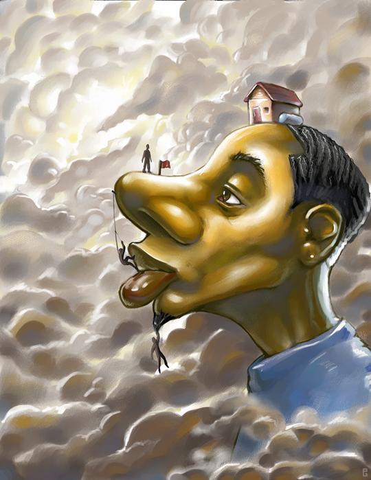 Иллюстратор Paul Davey 33
