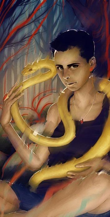 Иллюстратор Paul Davey 40