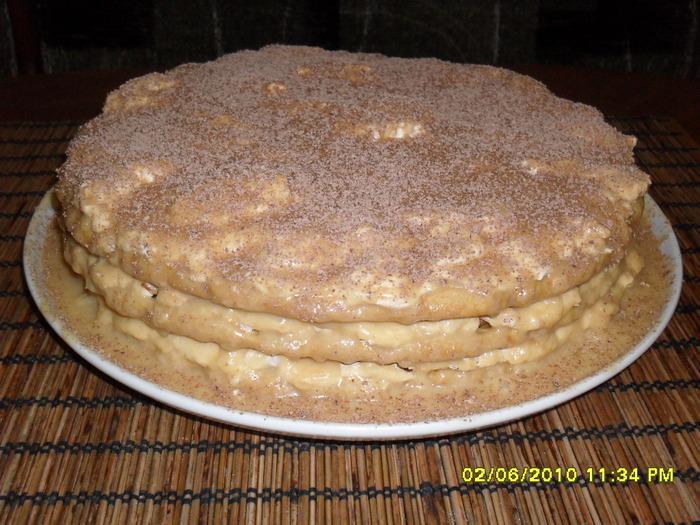торт прекрасная мария рецепт