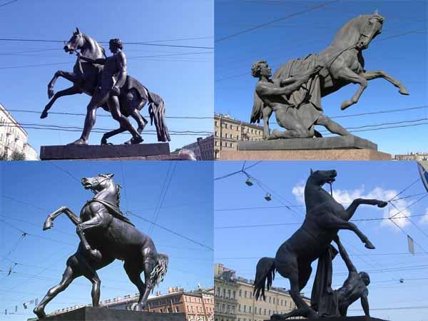 Памятник Дворнику на площади