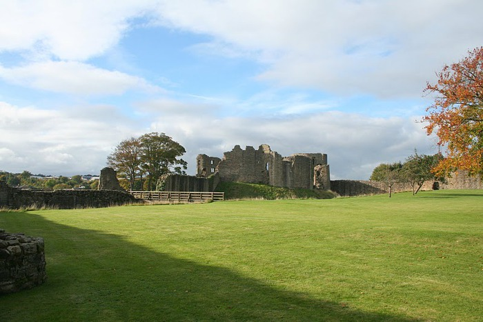 Barnard Castle - Замок Барнард 33600