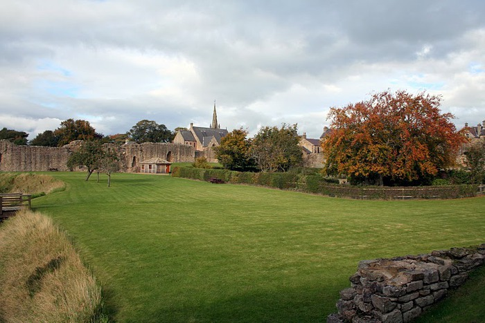 Barnard Castle - Замок Барнард 44602