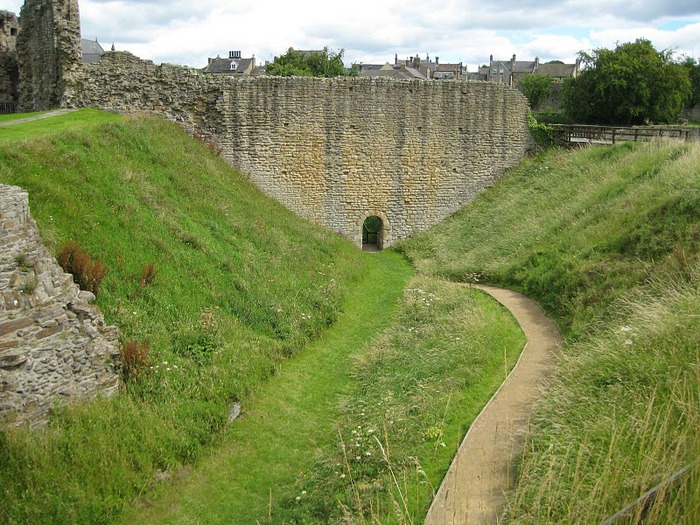 Barnard Castle - Замок Барнард 95763