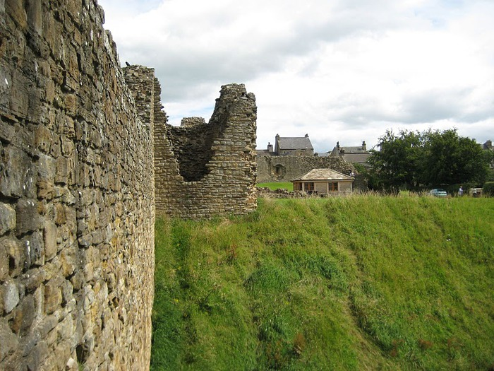 Barnard Castle - Замок Барнард 44728