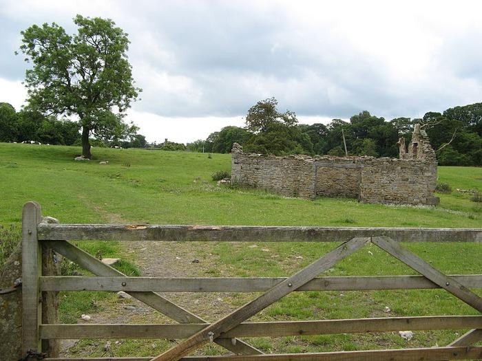 Barnard Castle - Замок Барнард 22238