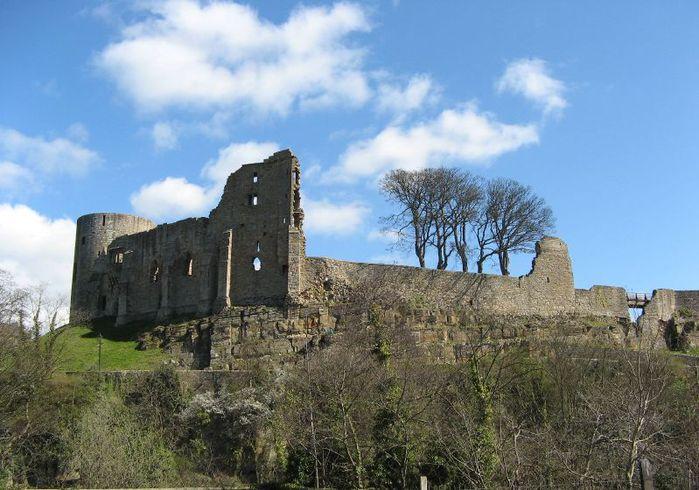 Barnard Castle - Замок Барнард 79701