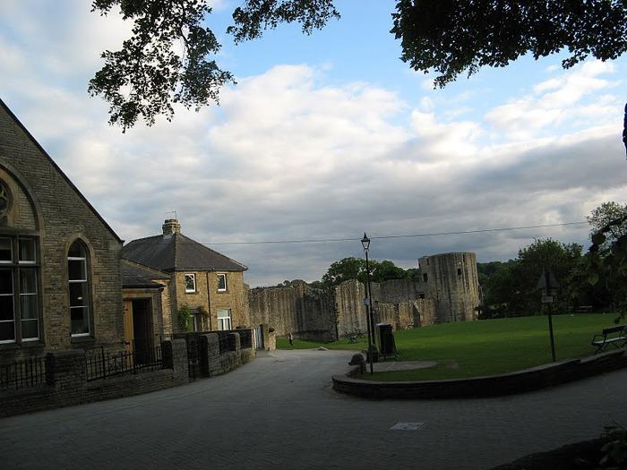Barnard Castle - Замок Барнард 81378