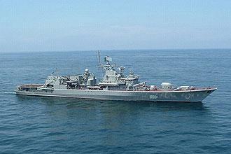 В Черном Море взбунтовался украинский фрегат Гетман Сагайдачный