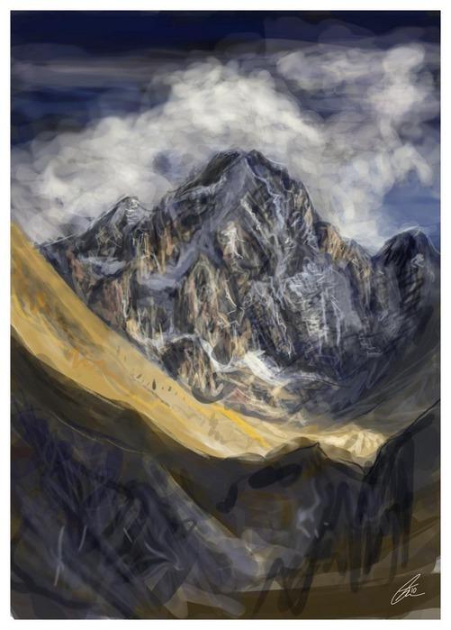Великолепные пейзажи Джона Мортимера 8