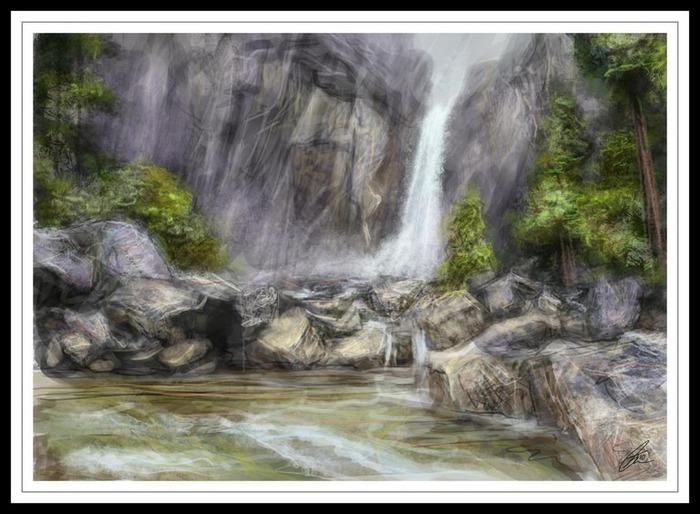 Великолепные пейзажи Джона Мортимера 14