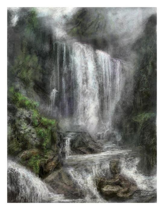 Великолепные пейзажи Джона Мортимера 16