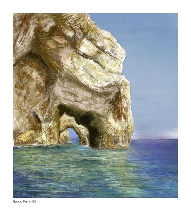 Великолепные пейзажи Джона Мортимера 138