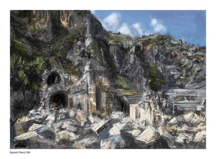 Великолепные пейзажи Джона Мортимера 144