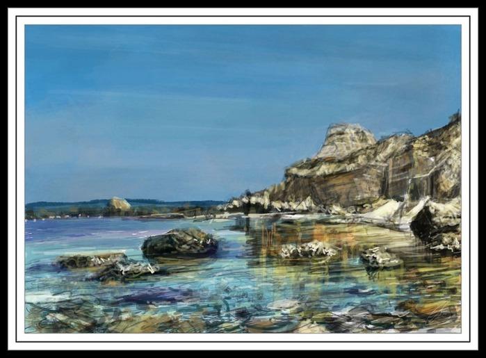 Великолепные пейзажи Джона Мортимера 145