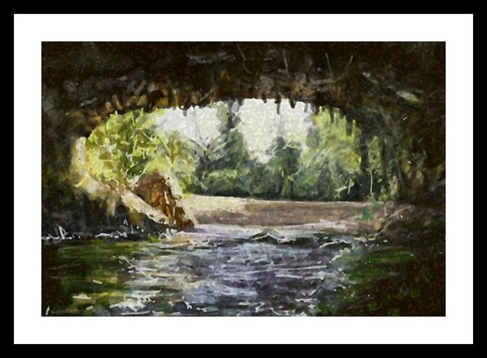 Великолепные пейзажи Джона Мортимера 148