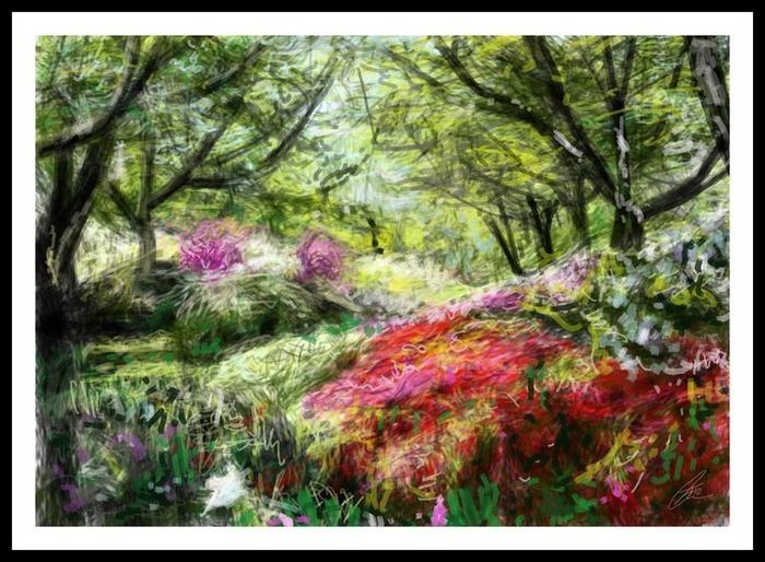 Великолепные пейзажи Джона Мортимера 152