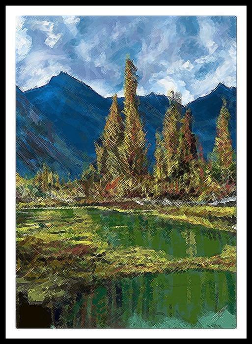 Великолепные пейзажи Джона Мортимера 155