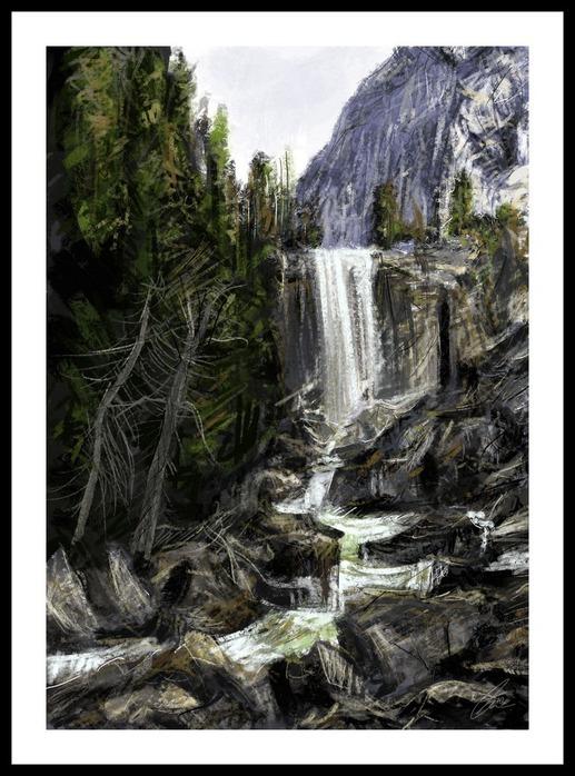 Великолепные пейзажи Джона Мортимера 156