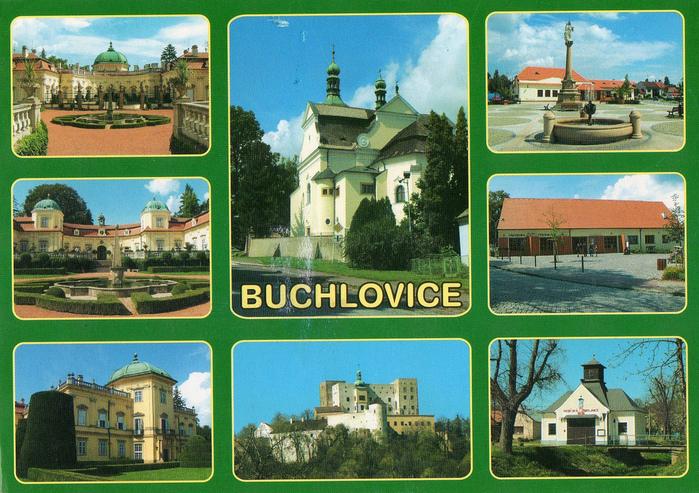 БУХЛОВИЦЕ (BUCHLOVICE) 52327