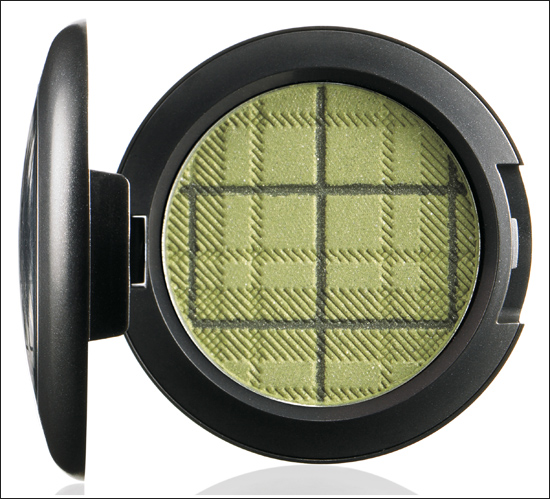 MAC A Tartan Tale Colour Collection for Holiday 2010-2011