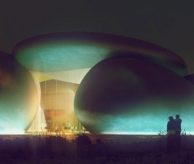 Проект аквариума в Батуми 19