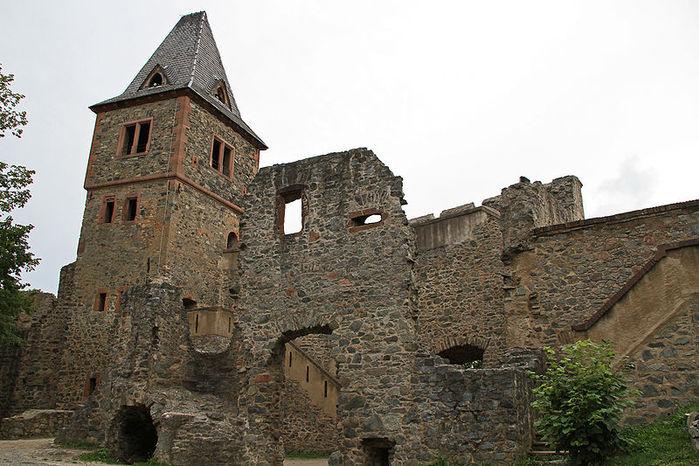В гости к Франкенштейну- Burg Frankenstein 21448