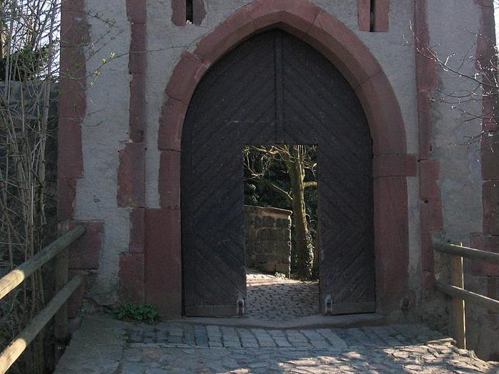 В гости к Франкенштейну- Burg Frankenstein 80549
