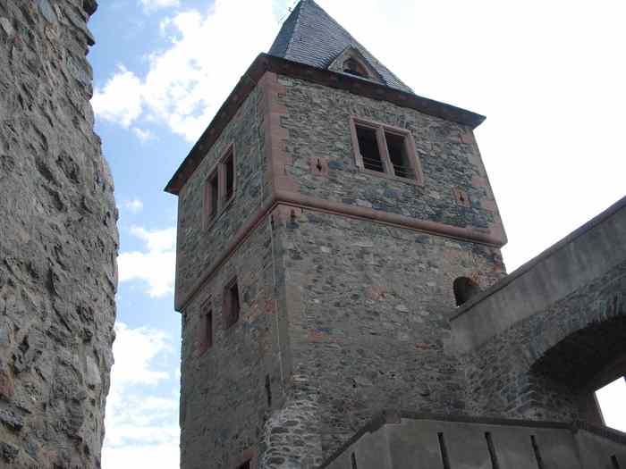 В гости к Франкенштейну- Burg Frankenstein 86877