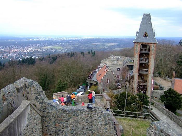 В гости к Франкенштейну- Burg Frankenstein 86096